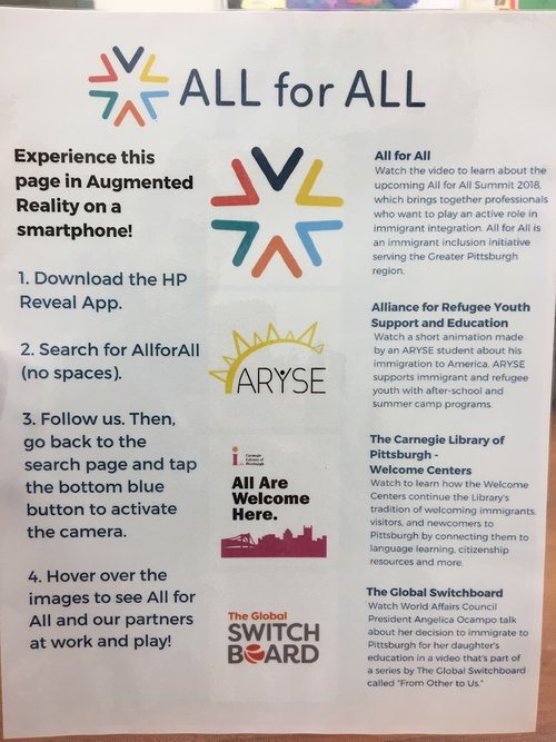 All For All — Playful Pittsburgh Collaborative
