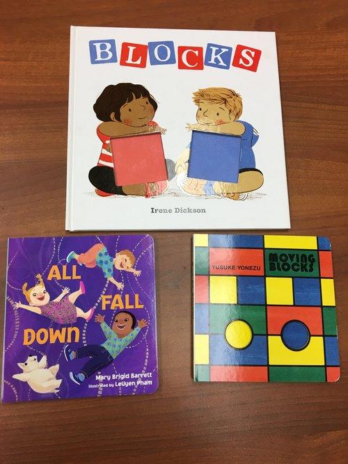 Baby/Toddler Block Play Box (1/3)