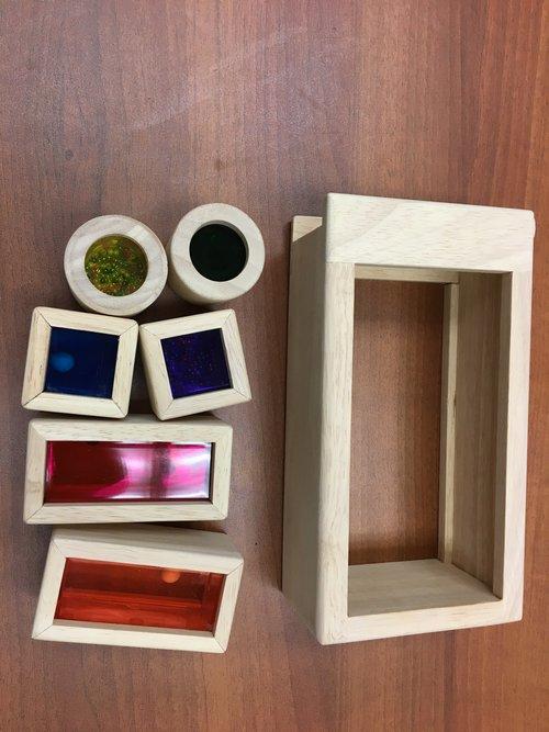 Baby/Toddler Block Play Box (3/3)