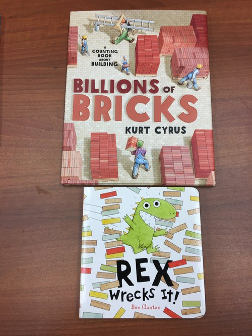 Preschool Books (4/5)