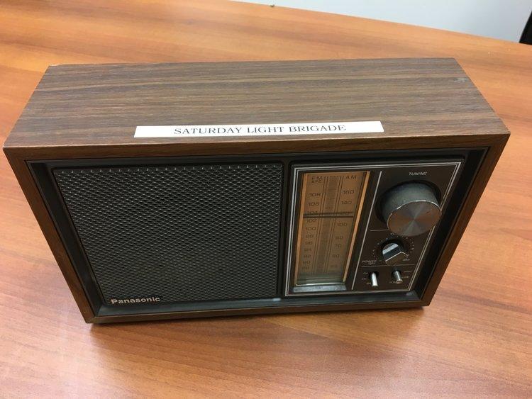 Imaginative Play Radio