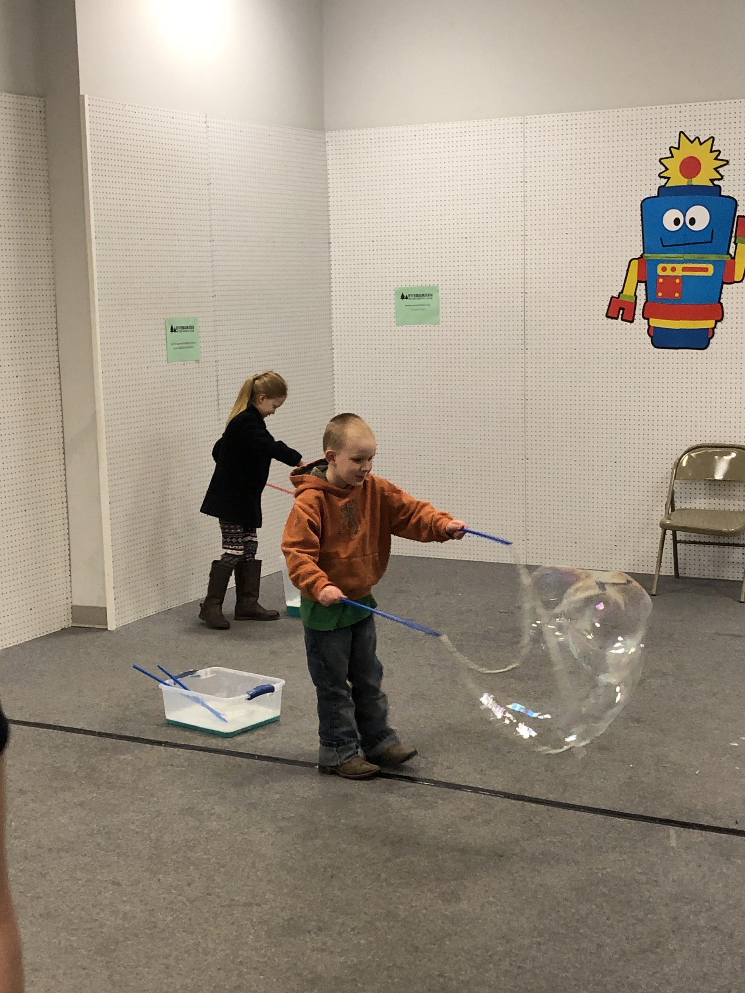 Evergreen After School Clubs - Family Fun Fest Saturday March 2, 2019