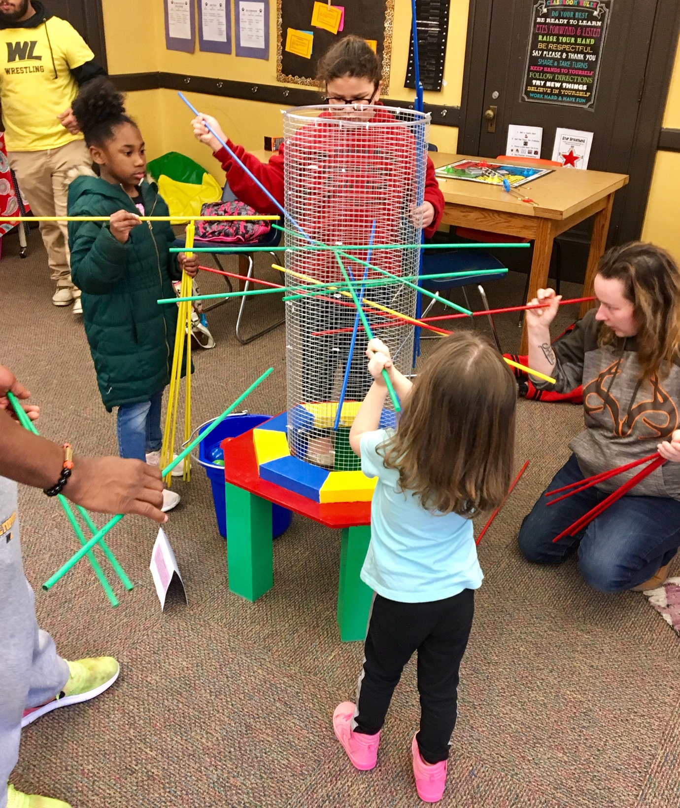 Madison Elementary School - Play to Learn Wednesday March 13 2019