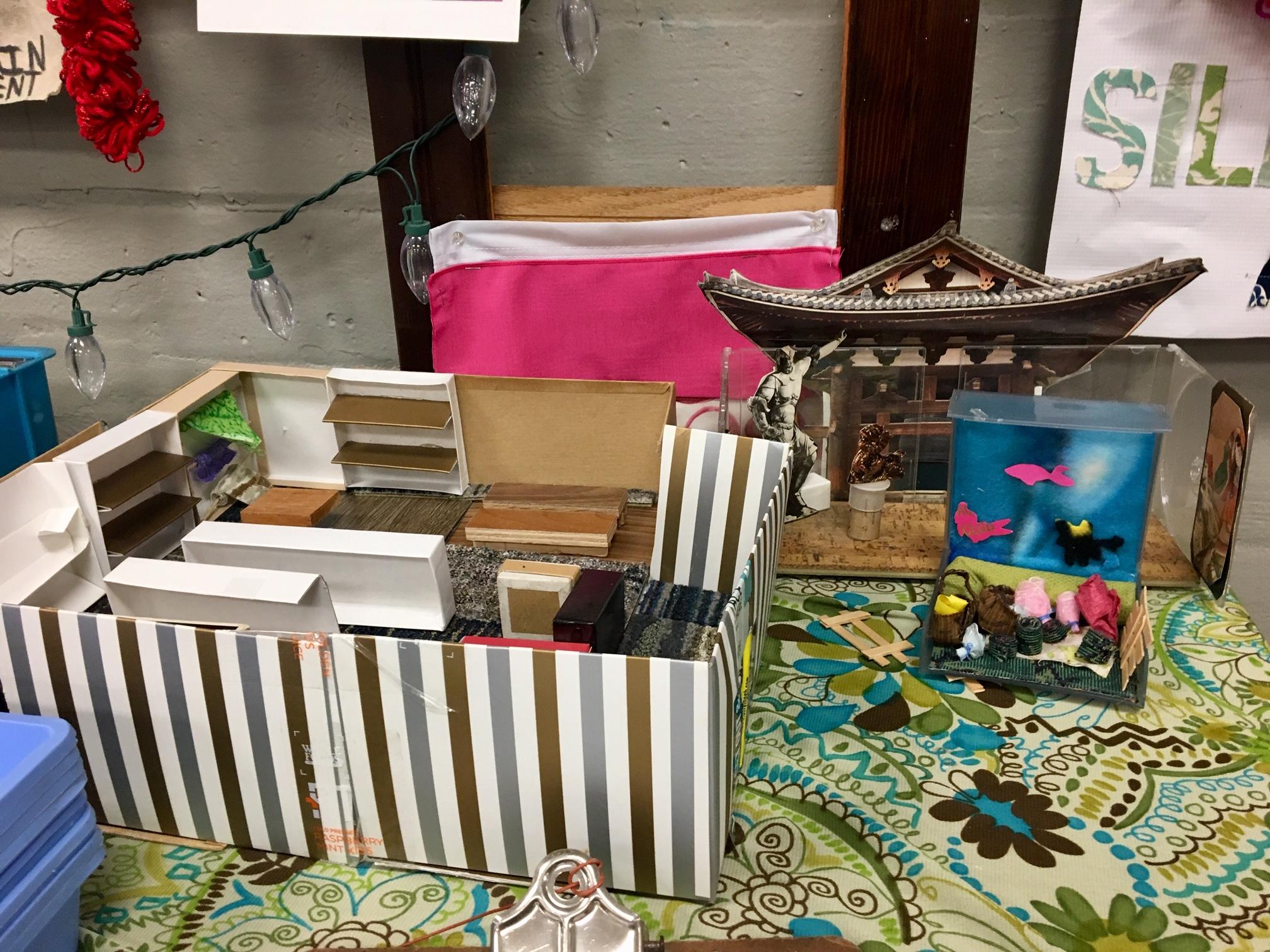 Flower House - Creative Conundrum Lab Sunday March 17 2019