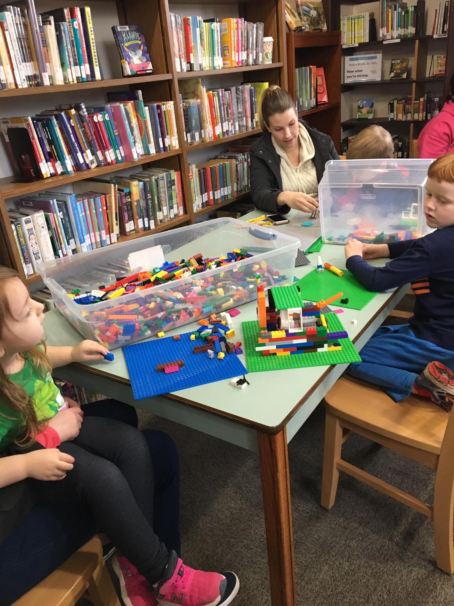 Andrew Bayne Memorial Library Block Party