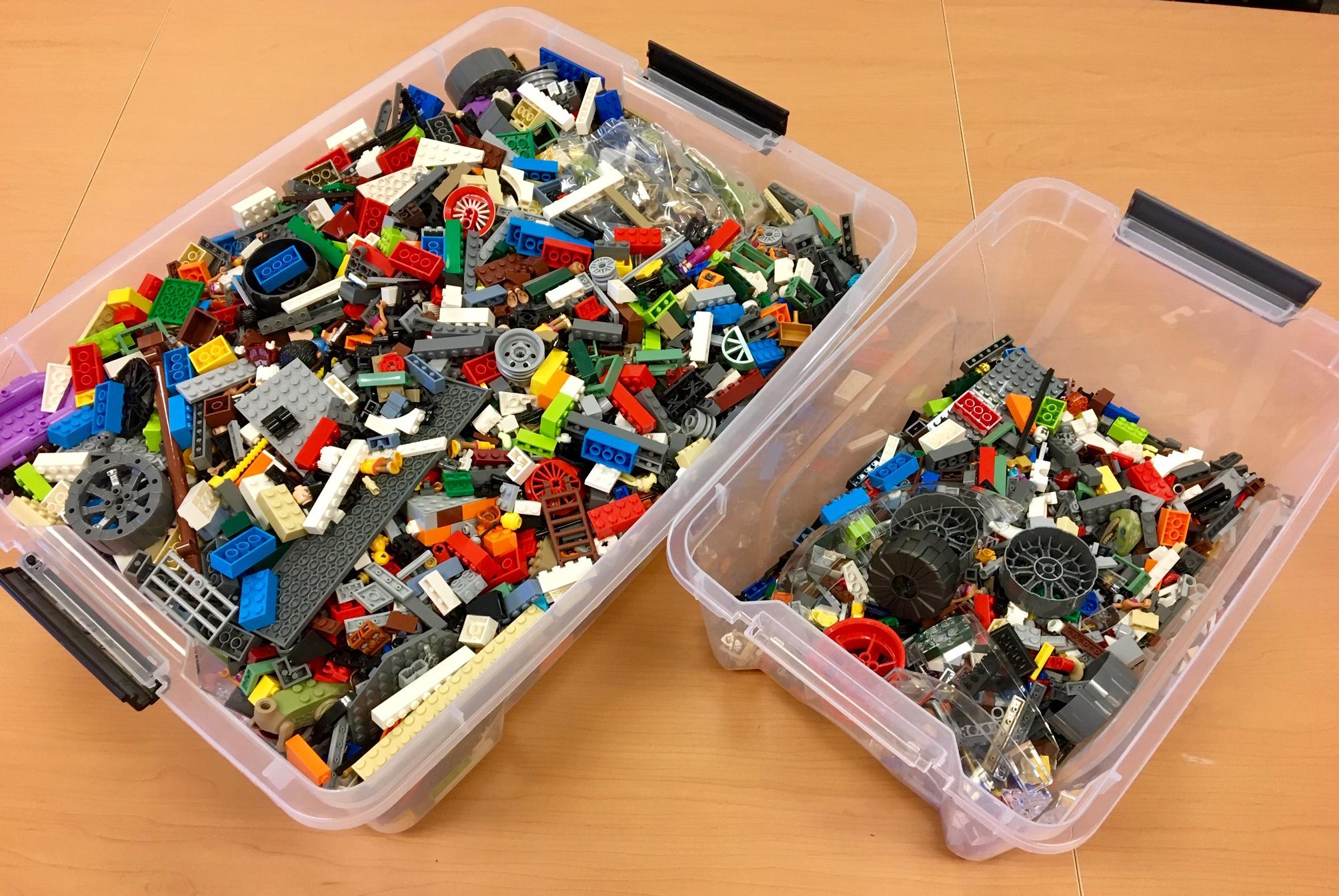 Lego™ Boxes