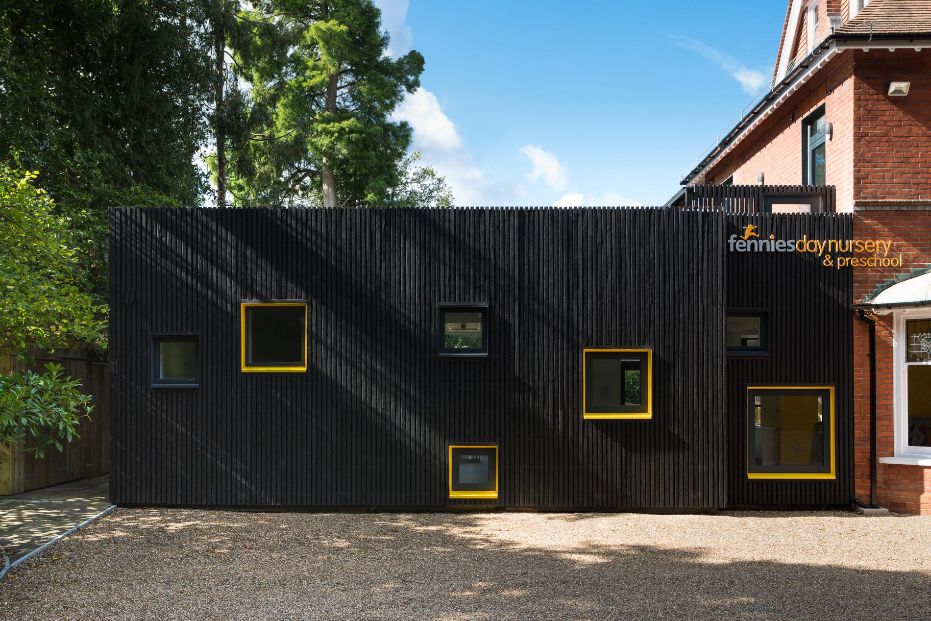 Fennies Woking CF Architects