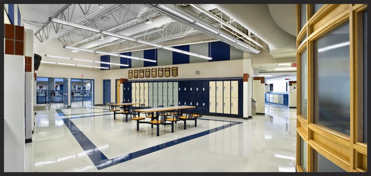 High School Common Area