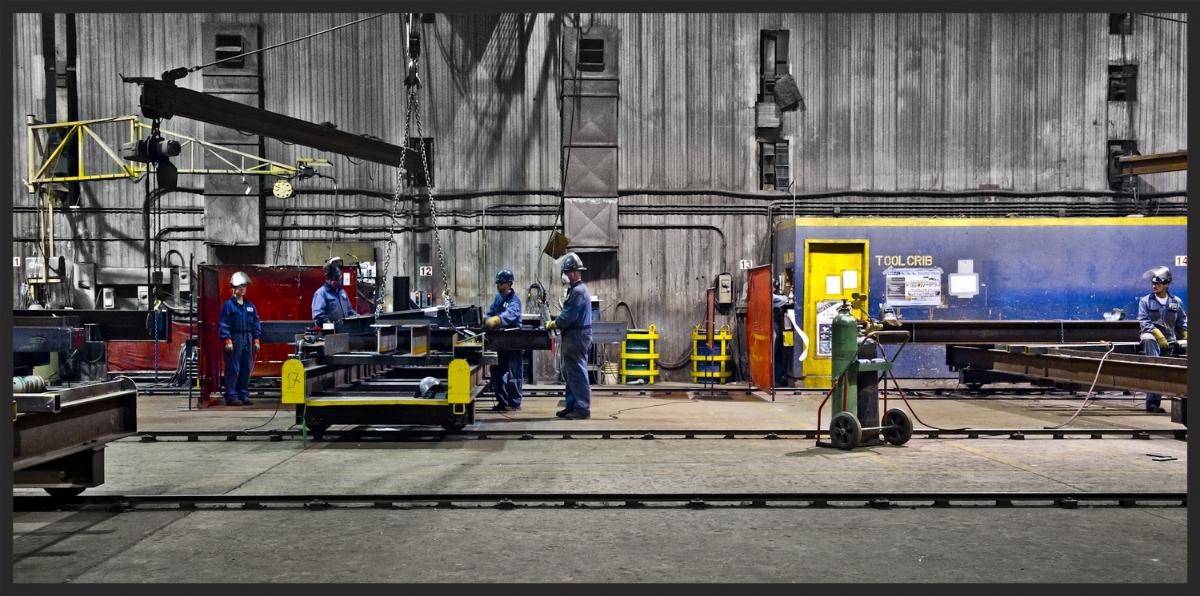 Steel Fabrication Shop
