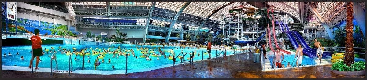 West Edmonton Mall WaterPark