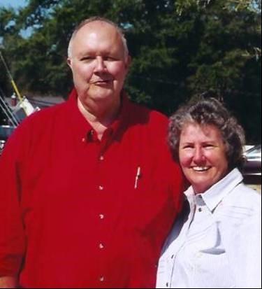 Bob and Mabel Standridge