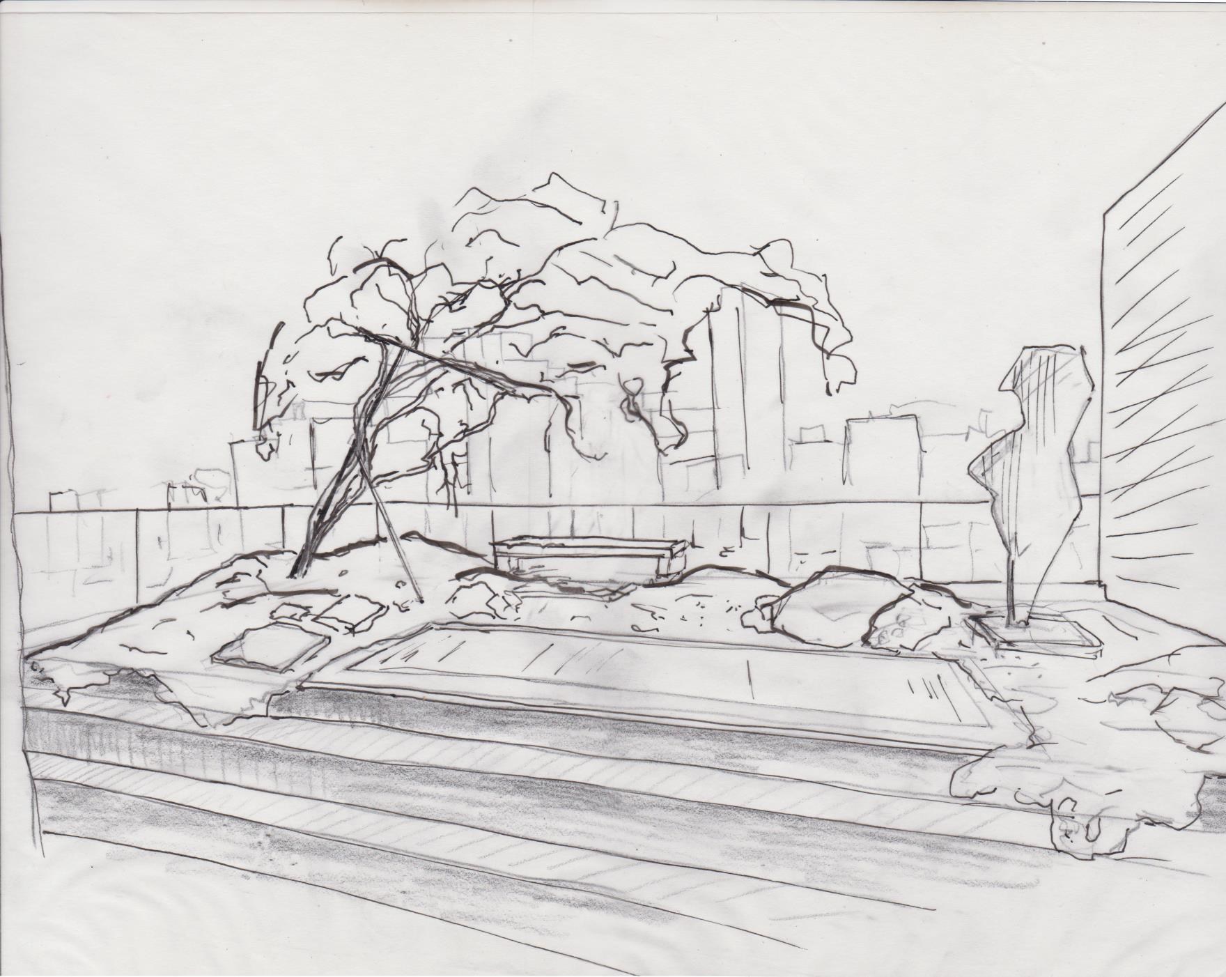 Lower Manhattan Terraces