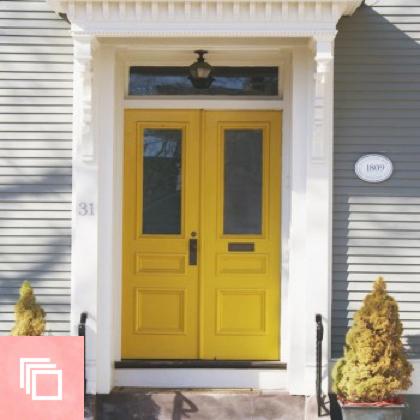 A Cool, Calm, and Coastal Historic Home