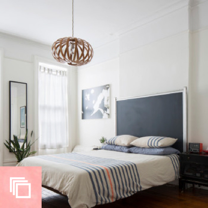 An Art Director At Home in Park Slope