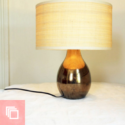 Home Ec: How to Rewire a Table Lamp