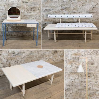 VOLK Furniture by Brian Volk-Zimmerman