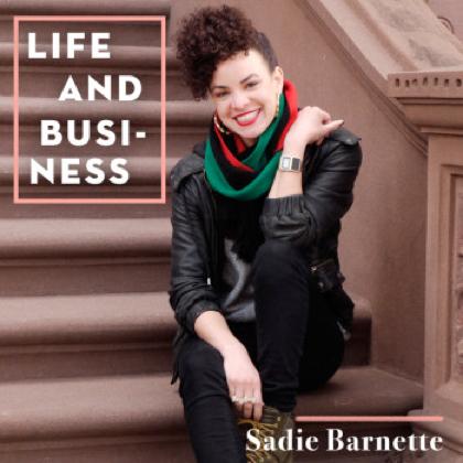 Life & Business: Sadie Barnette