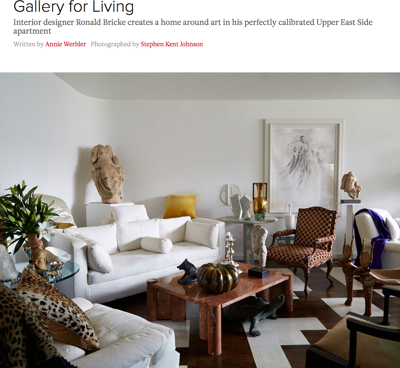 Gallery for Living