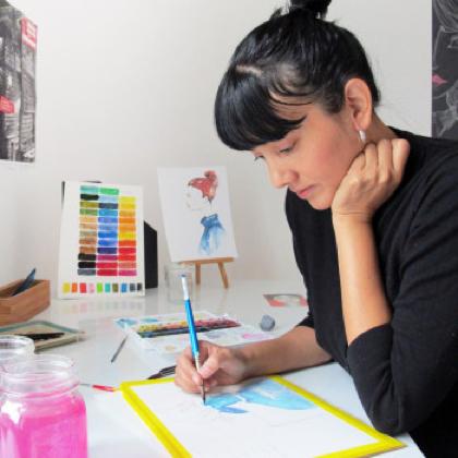 What's In Your Toolbox: Luisa Fernanda Niño