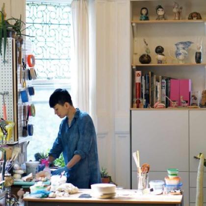 What's In Your Toolbox: Eun-Ha Paek