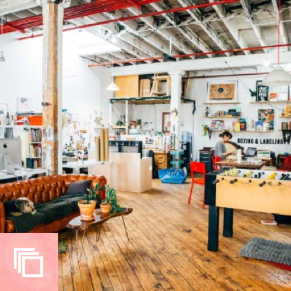 Studio Tour: The Boxing & Labeling Department at The Pencil Factory