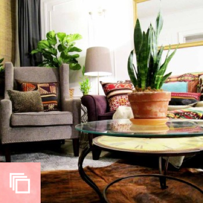 Before & After: A Dramatic Redecoration in Astoria