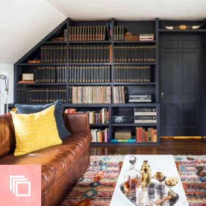 Before & After: An  Esquire Magazine  Library