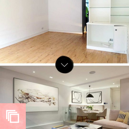 Before & After: Southwood Home Renovation by LLI Design in London