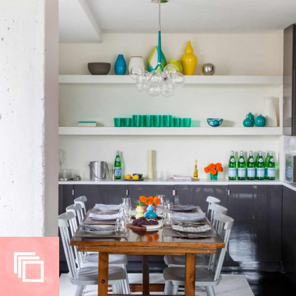 Before & After: A Philadelphia Family Apartment in the Heart of the City