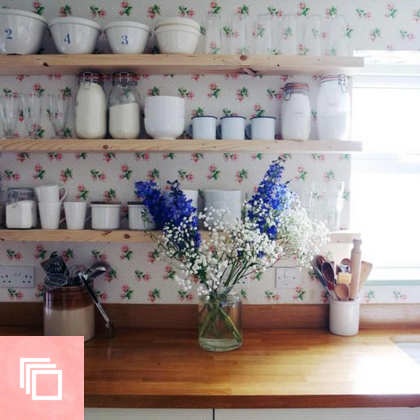 10 of Our Favorite Summery Kitchens
