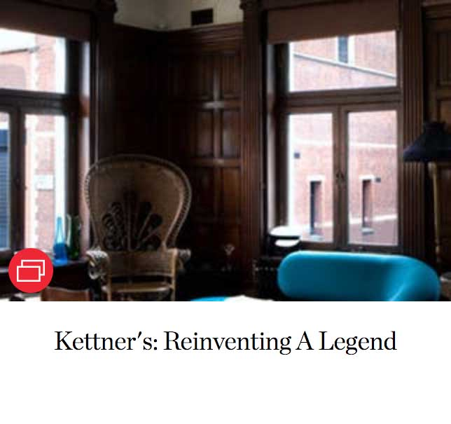 Kettner's: Reinventing A Legend