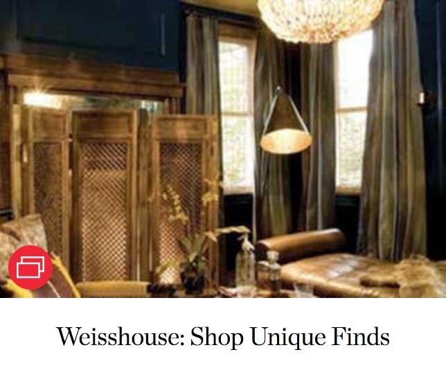 Weisshouse: Shop Unique Finds