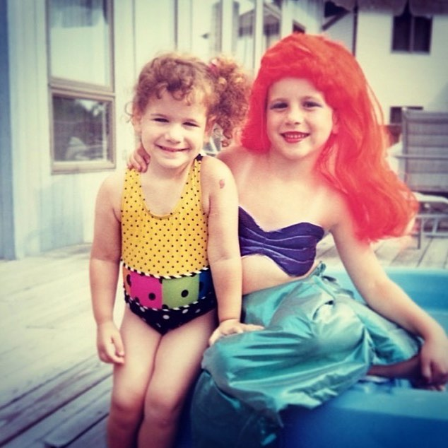 Happy 30th birthday Elisa! Can we ever top your epic little mermaid party? 🎂🎉🎁@ewerb #tbt #waytbt