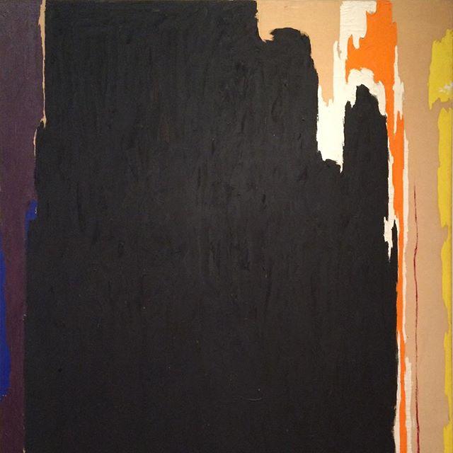 Painting, 1951 ❤️ #clyffordstill #detroitinstituteofarts