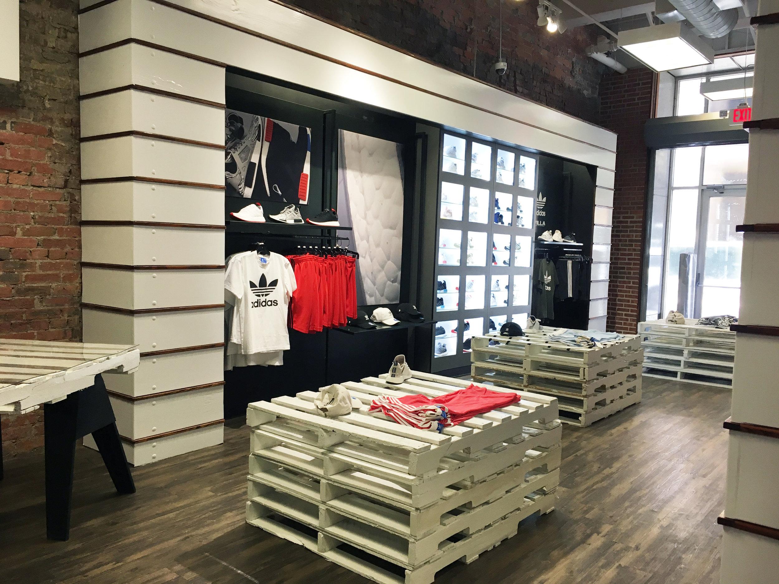 adidas x VILLA Pop-Up Shop