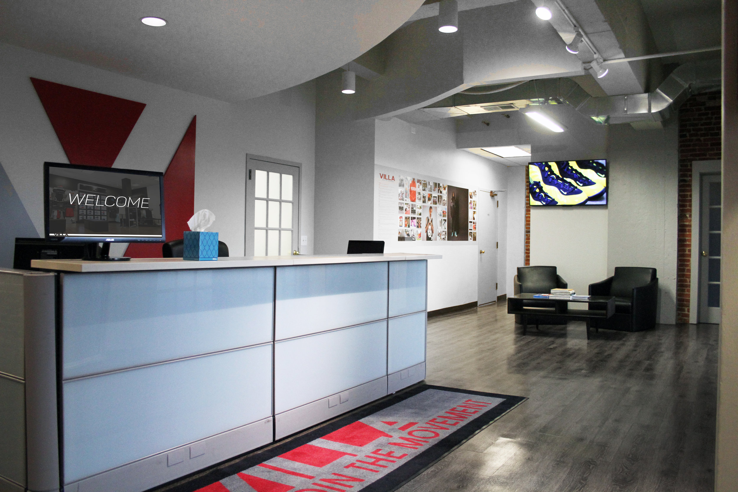 VILLA Office Redesign