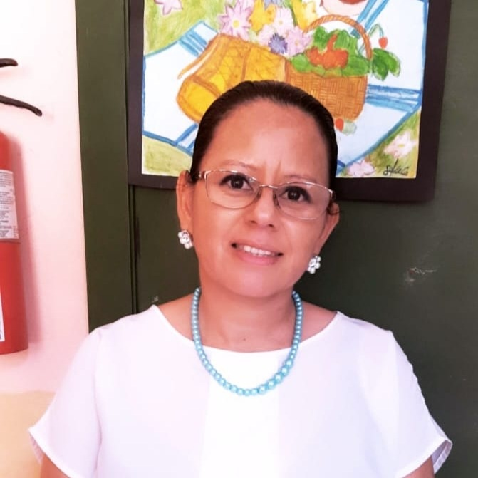 Mrs. Vivian Brito - Vocational Orientation 10th - 11th Gradevbrito.smes@episcopalhn.org