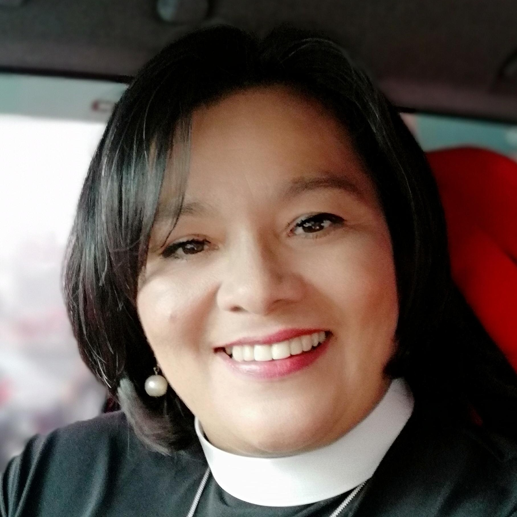 Mrs. Karla Reyes - Vice Rectorkarlareyes@episcopalhn.org