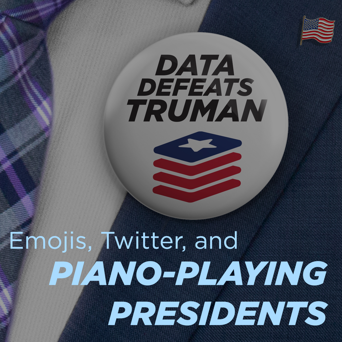 Emojis, Twitter, and Piano Playing Presidents
