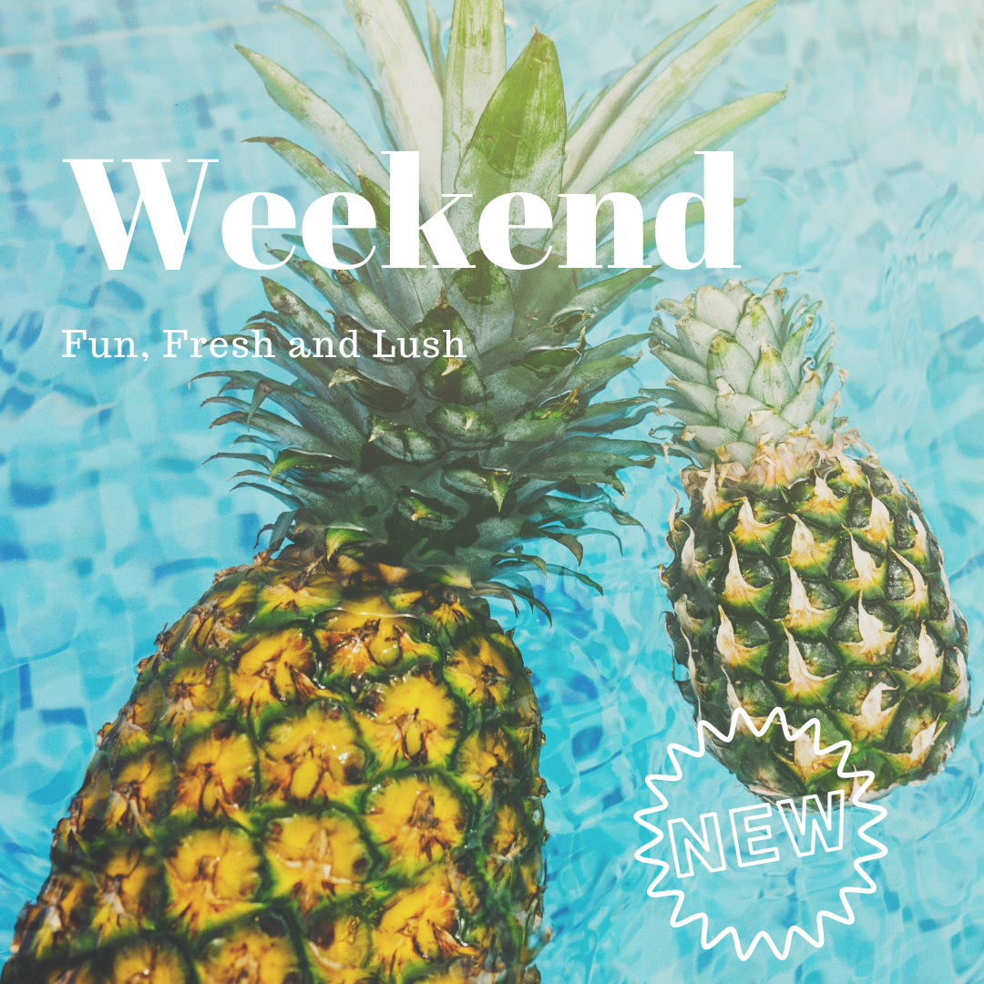 Weekend: Check out this year's favorite scent