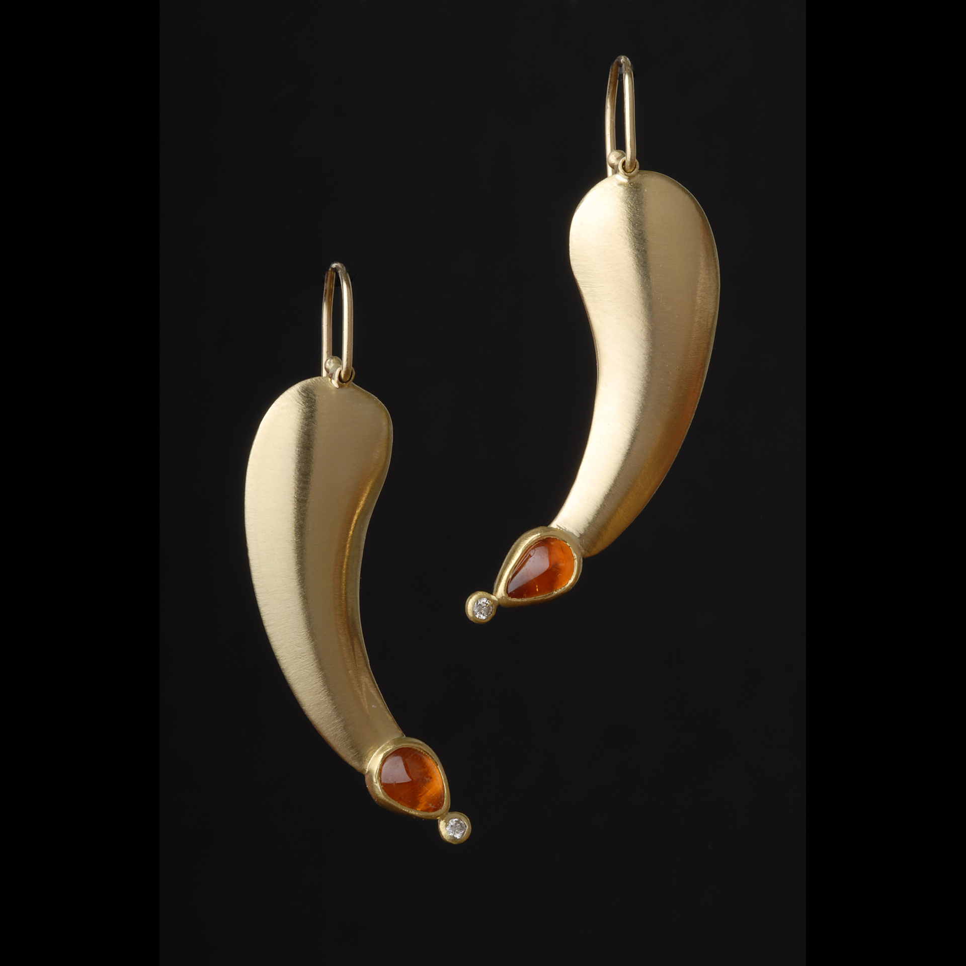 Legume earrings