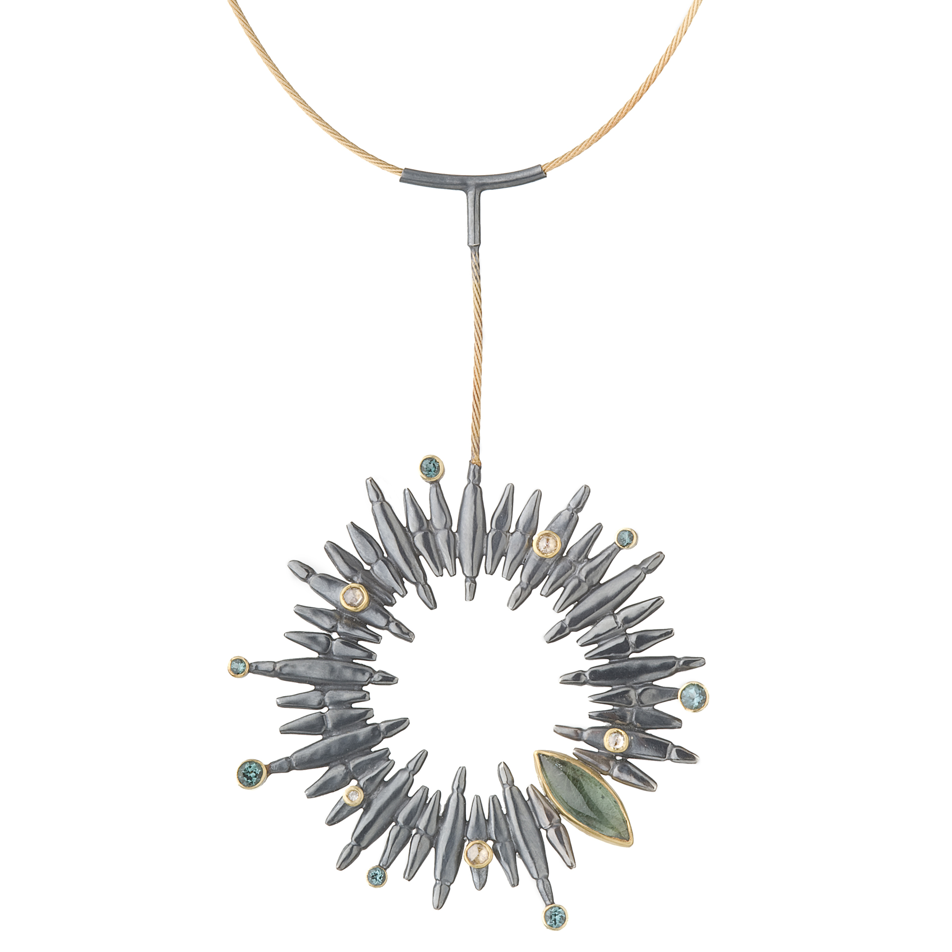 Hanging Garden Necklace