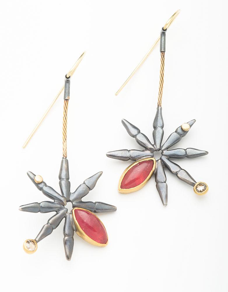 Hanging Garden Earrings