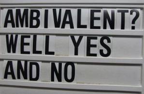 Relational Ambivalence on the iA Blog