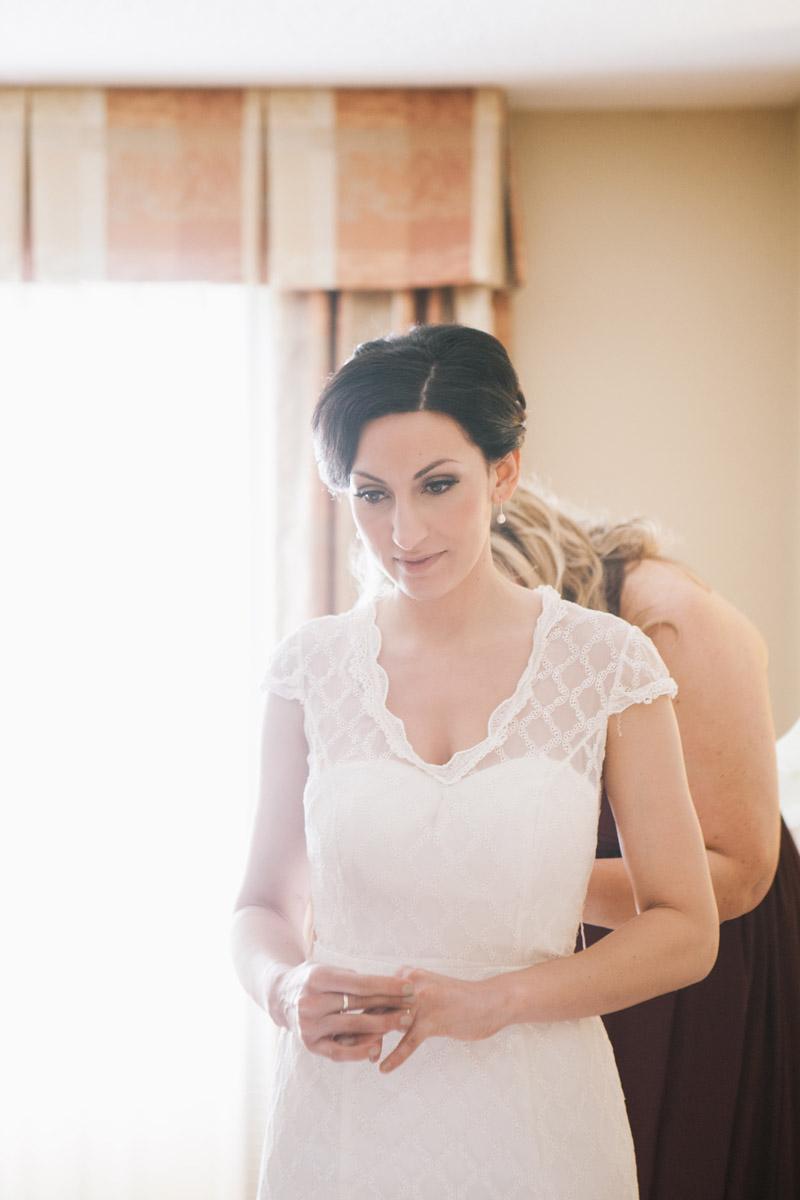 Kicking off wedding season with this beautiful bride.