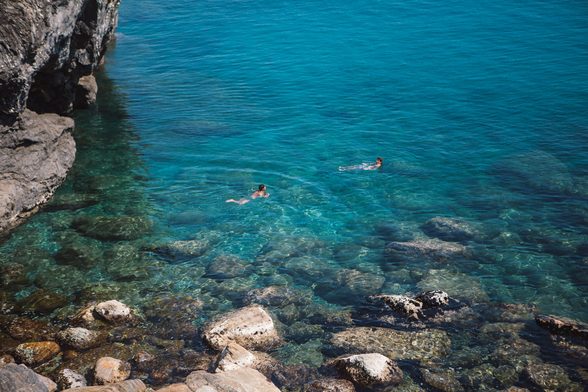 Cinque Terre, Italy. Maybe the most beautiful place on the planet (though I admitthere are many places I've yet to see.)