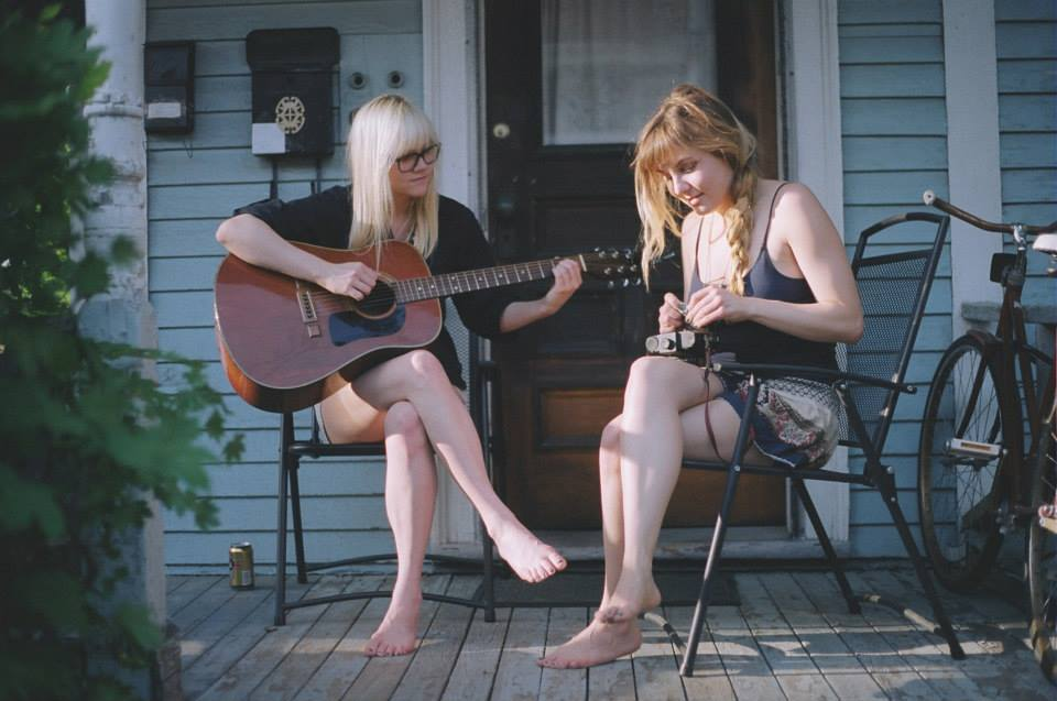 Summer afternoons on this rickety old porch.