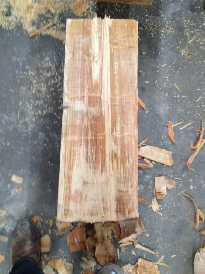 008 - hand hewn cypress beams.jpg