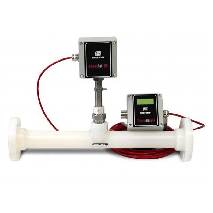 ChlorineTrak 760S Inline Mass Flow Meter