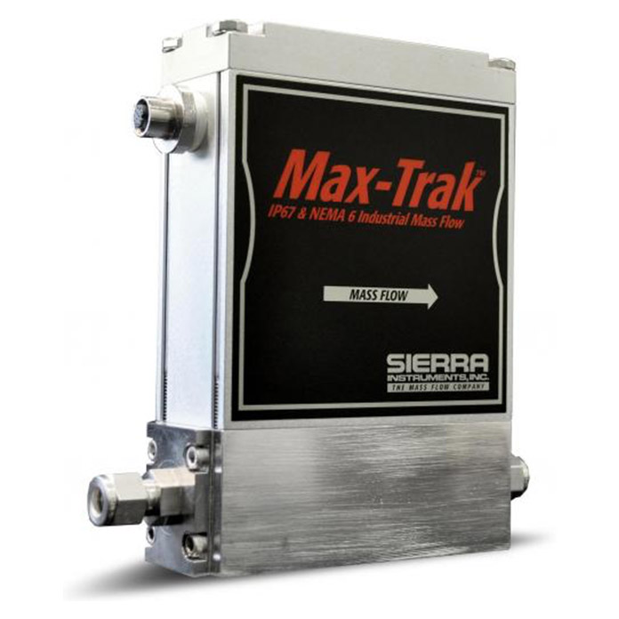 MaxTrak® 180 Industrial Mass Flow Controller - featuring SmartTrak capabilities